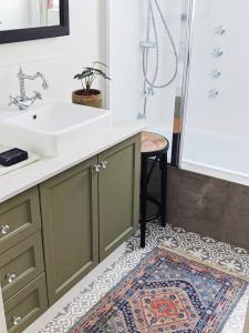 Decorating your bathroom for Airbnb